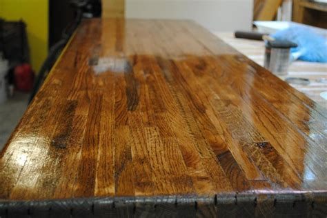 oak bar top pin by larry ruebke on basement bar ideas pinterest