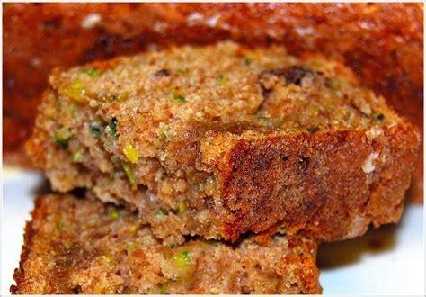 vegan zucchini bread recipe