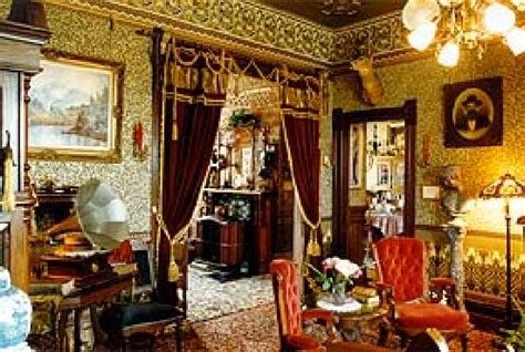 Abigail's Elegant Victorian Mansion   Historic Lodging