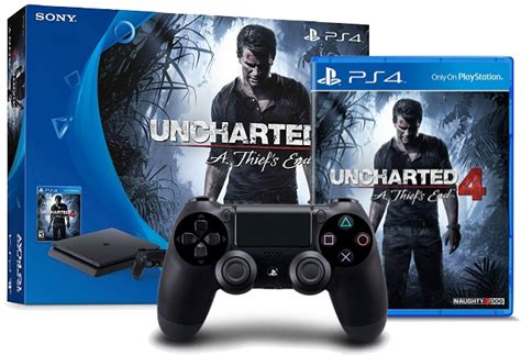 Sony Playstation 4 Ps4 Free Uncharted 189 99 reg 300 ps4 500gb uncharted 4 bundle free shipping