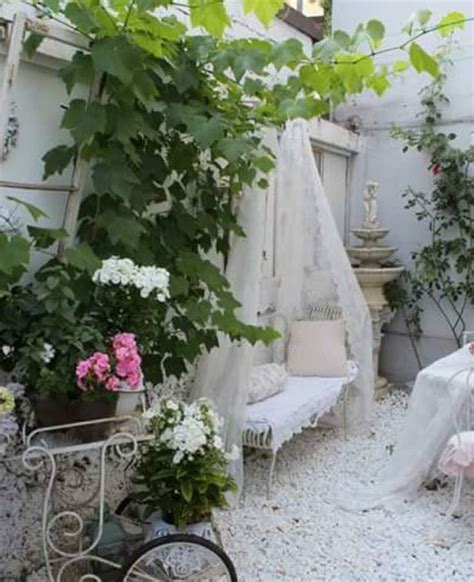2935 Fantastiche Immagini Su Shabby Chic E Country Su Shabby Chic Patio Decor