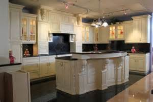 black kitchen floor tile