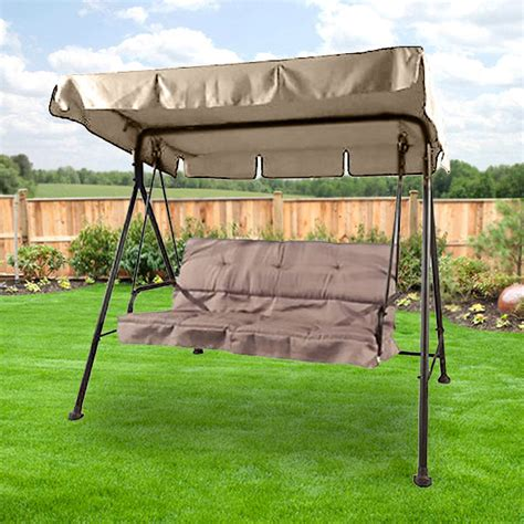 garden winds replacement swing canopy true value capri swing replacement canopy garden winds