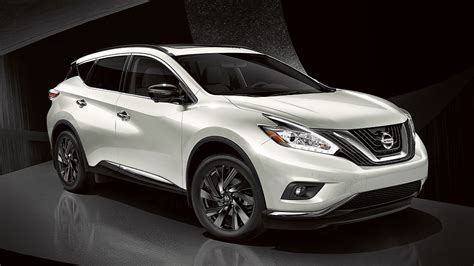 2017 nissan murano platinum midnight edition 2017 nissan midnight edition suv packages in east windsor