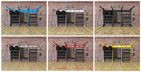 design gym rax trx storage and suspension training design your functional training ecosystem 174 aktiv