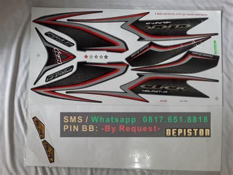 Piston Kit Vario Original Honda Kvb new striping kit honda vario 125 click 125i thailand car interior design
