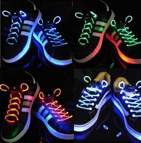 Sepatu Led Hijau Stabilo Sepatu Keren Dengan Lu Led Original 1 tali sepatu nyala shoelace led barang unik china 146 produk albc