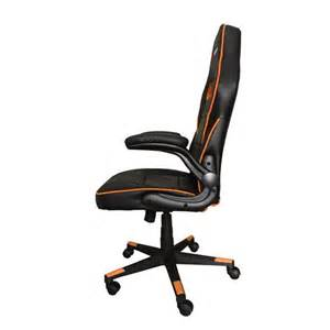 Chaise Jeux by Chaise De Jeu Tacens Mgc117 Bo Mgc117bo Orange