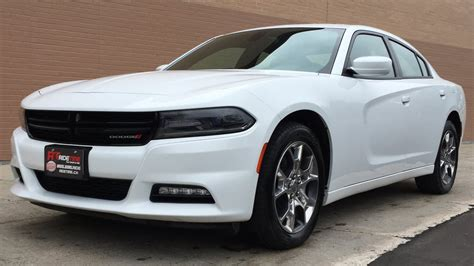 dodge charger power 2015 dodge charger sxt awd power sunroof 19in alloys