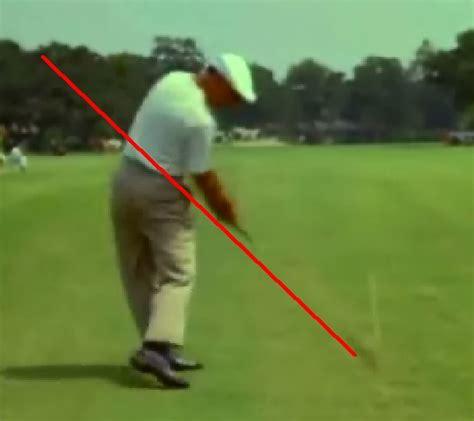 golf swing at impact 1 plane golf swing vs 2 plane golf swing lot s of pics