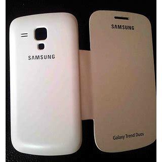 Samsung Galaxy Piton Sm B310e Duos White samsung galaxy trend s duos 2 7582