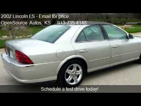 woodys dodge 2002 lincoln ls woodys dodge jeep chrysler