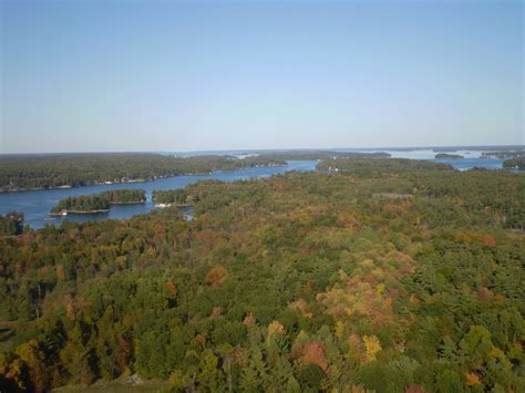 1000 island skydeck view canada 1000 islands skydeck leeds and the thousand islands on