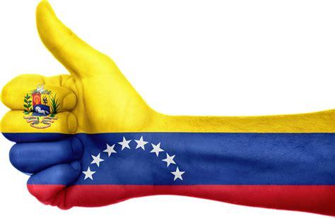 imagenes sarcasticas de venezuela ilustraci 243 n gratis venezuela bandera mano imagen
