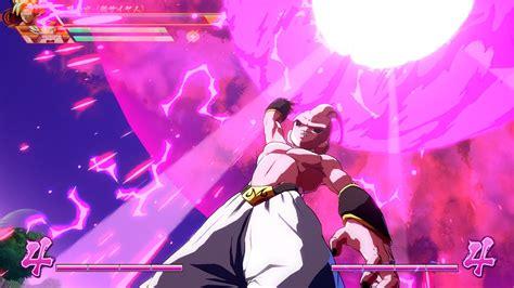 Ultimate Grade 03 Majinbuu Bandai fighterz tre nuovi personaggi e modalit 224 arcade rivelata e screenshot geekit