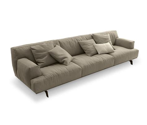 poliform couch tribeca sofa sofas from poliform architonic