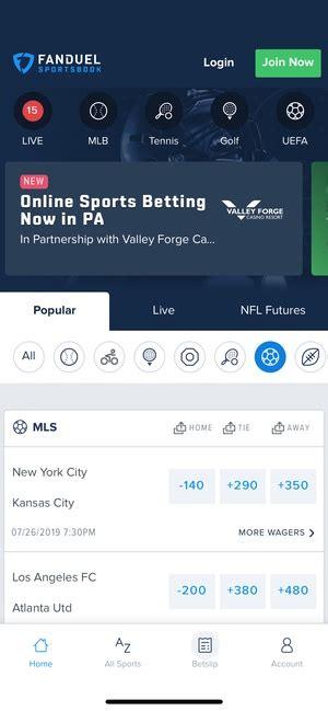 Fanduel Sportsbook Pa App How To Get 500 Risk Free Bet Bonus