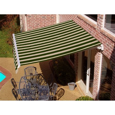 christmas tree shop awning beauty mark 174 maui 174 lx manual retractable awning olive