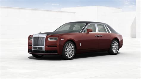 build your own phantom with rolls royce s new configurator