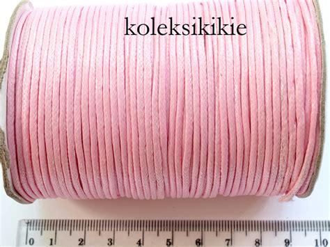 tali korea pink 1 5mm koleksikikie