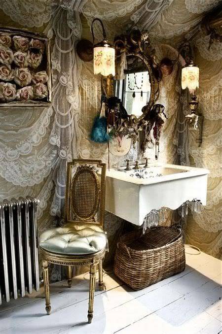 Bohemian Style Bathroom by Space Bathroom Boho Style