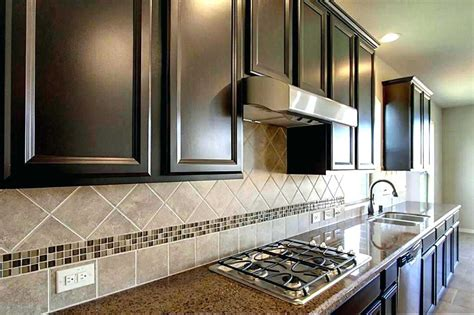 accent tiles for kitchen backsplash astonishing decoration