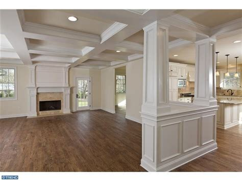 modern crown molding open floor plan best 20 open floor concept ideas on open