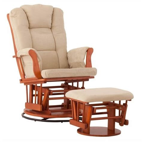 swivel rocker with ottoman swivel glider rocker with ottoman dezmo push back