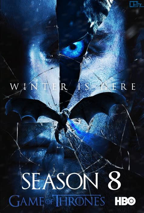 of thrones season 8 of thrones poster season 8 by opsfx on deviantart