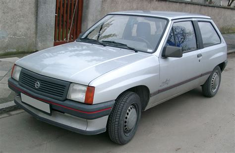 Rally Autos Jaren 90 by Opel Corsa 1989 Review Amazing Pictures And Images