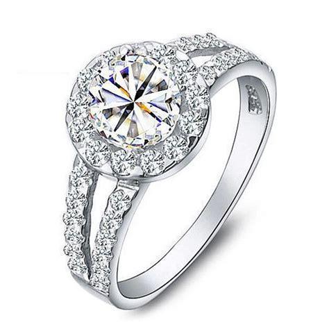 Sale Cincin Korea Silver Kr31467 aliexpress buy 60 fashion wedding rings 925