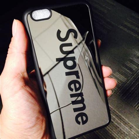accessories iphone   stylish supreme mirror