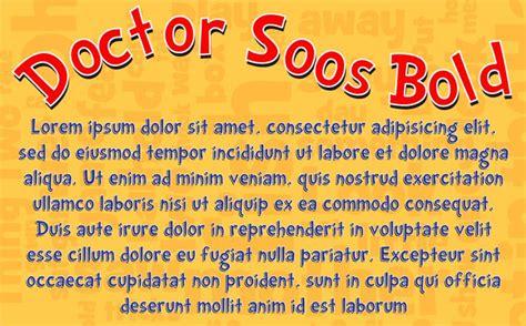 dafont dr seuss free dr seuss font called doctor soos dr seuss