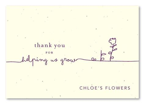 employee thank you card template 31 best images about plantable gala business invitations