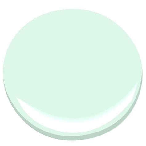 fresh mint 2037 70 paint benjamin fresh mint paint color details