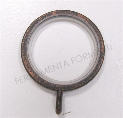 copper curtain rings ring for 20 25 mm diameter curtain pole old copper