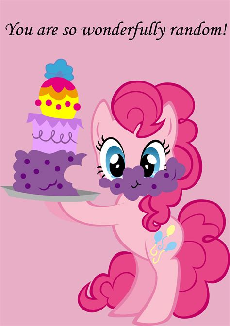 My Pony Birthday Cards My Little Pony Greeting Cards Visual Fan Art Mlp Forums