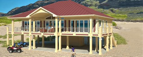 House Plans On Piers by 20 Pictures House Plans On Piers Building Plans