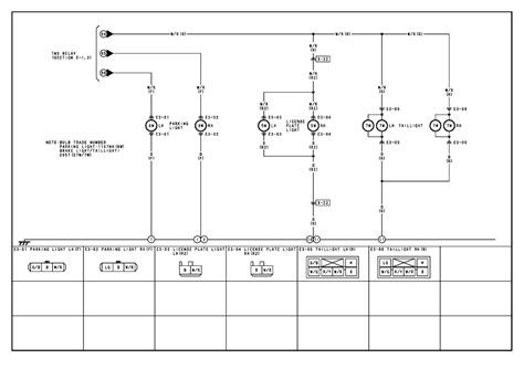 license plate light wiring diagram plate free