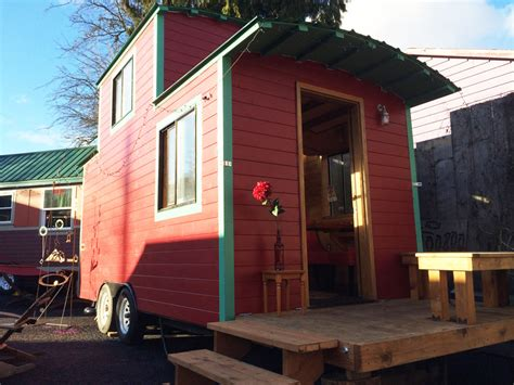 The Caboose Tiny House Swoon Caboose Tiny House