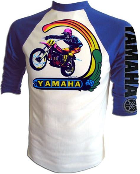 Jersey Japan Retro 98 T1310 5 vintage motocross original yamaha motorcycle motorbike fmx jersey t shirt large b001jkpk3c