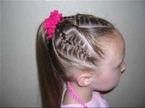 peinados nias peinados faciles para ni 241 as 4 youtube