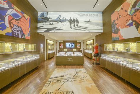 Breitling Store Opens In Manchester S Trafford Centre | aurum holdings to open breitling monobrand store in