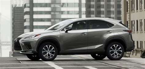 lexus nx 2018 silver lexus nx available now at lexus of barrie dealership