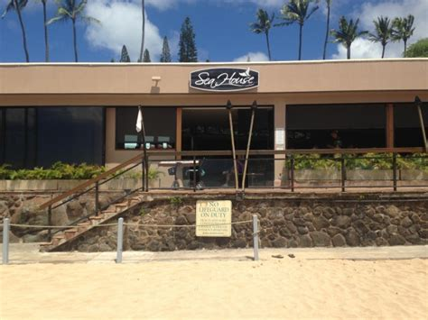 sea house restaurant 3 best west side maui beaches for kids hawaii life