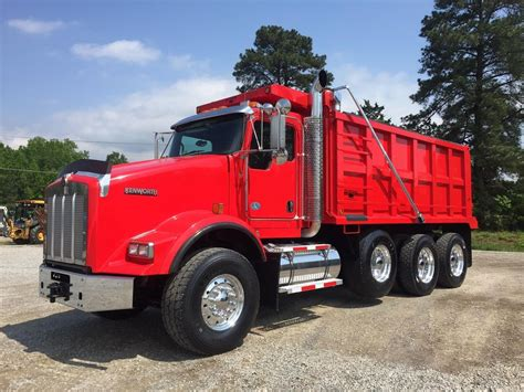 used t800 kenworth trucks for sale kenworth t800 dump trucks for sale used trucks on