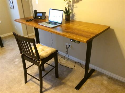 build your own adjustable height desk how to build an adjustable height desk american hwy