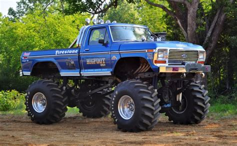 bigfoot truck history 5 things you didn t about the f 150 s history