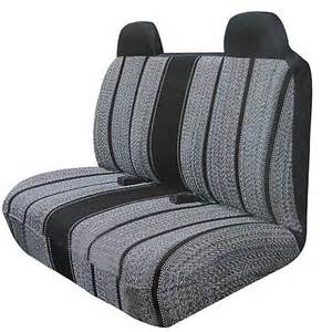 Seat Covers For Trucks Near Me Autocraft Seat Cover Saddle Blanket Black Ac89011b