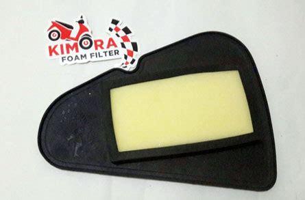 Saringan Udara Kimora 1 inovasi kimora filter udara dongkrak perfoma mesin